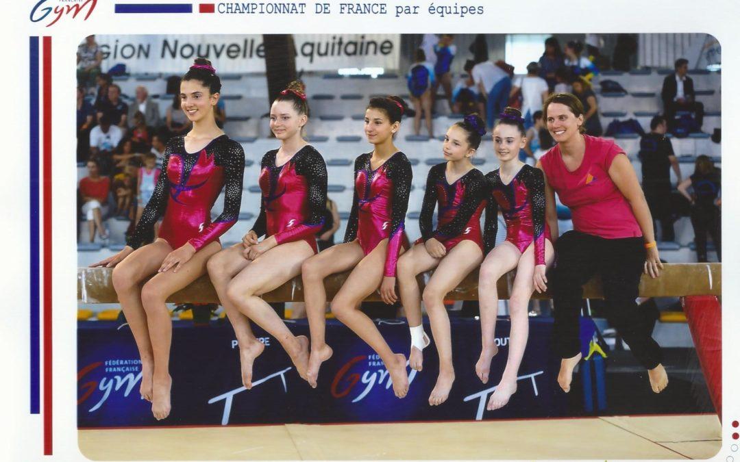 Finale du Championnat de France en équipes nationale 12-15 ans à Poitiers