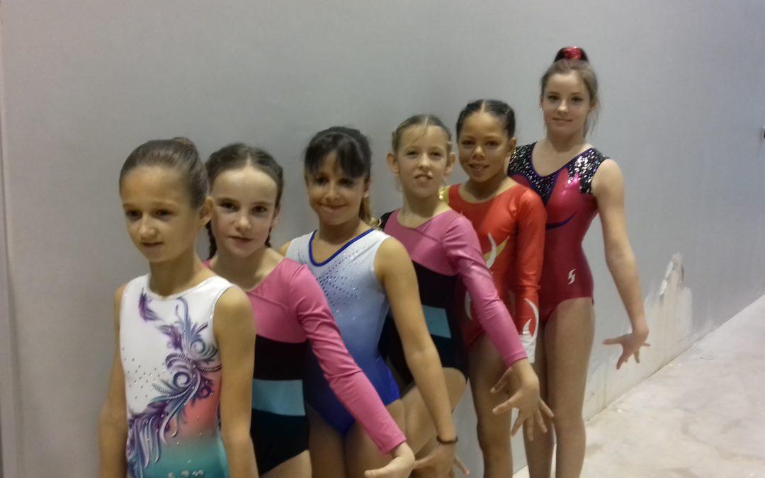 Résultats du Championnat Départemental Individuel, FÉDÉRAL A